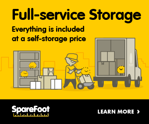 Storage with Free Pickup