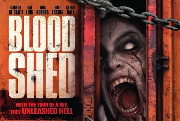 Storage-themed 'Blood Shed' movie set to debut in March