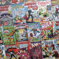 comic books