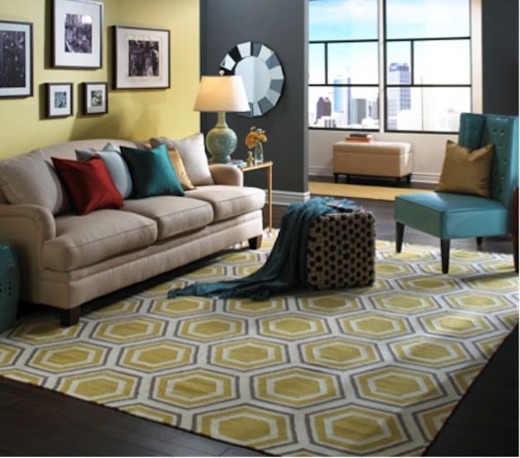 The ultimate guide to choosing an area rug the sparefoot blog How to buy an area rug for living room