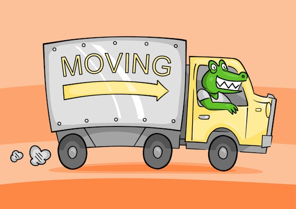 Do-it-yourself move