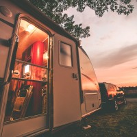 Travel Trailer/RV Camping