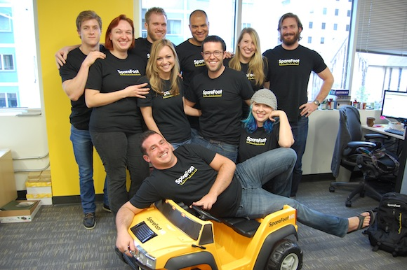 SpareFoot Client Relations Team
