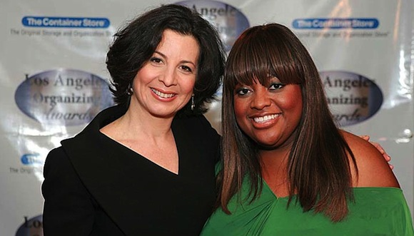 Julie Morgenstern and Sherri Shepherd