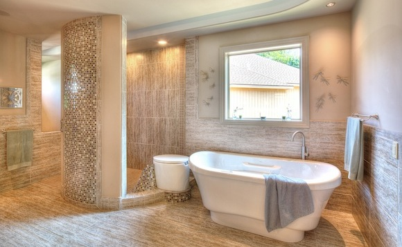 Bathroom trends for 2014 serenity safety and style the for Bathroom design trend
