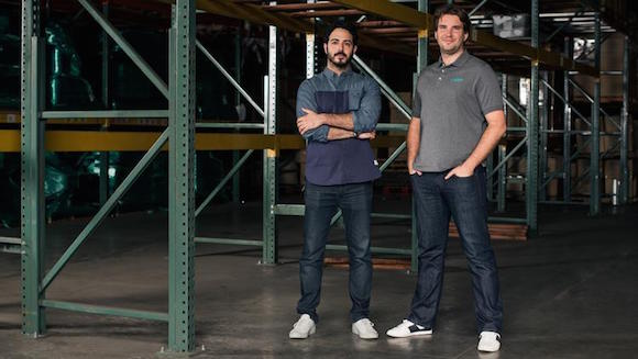 Clutter founders Ari Mir and Brian Thomas are among several innovators looking to disrupt the storage industry.