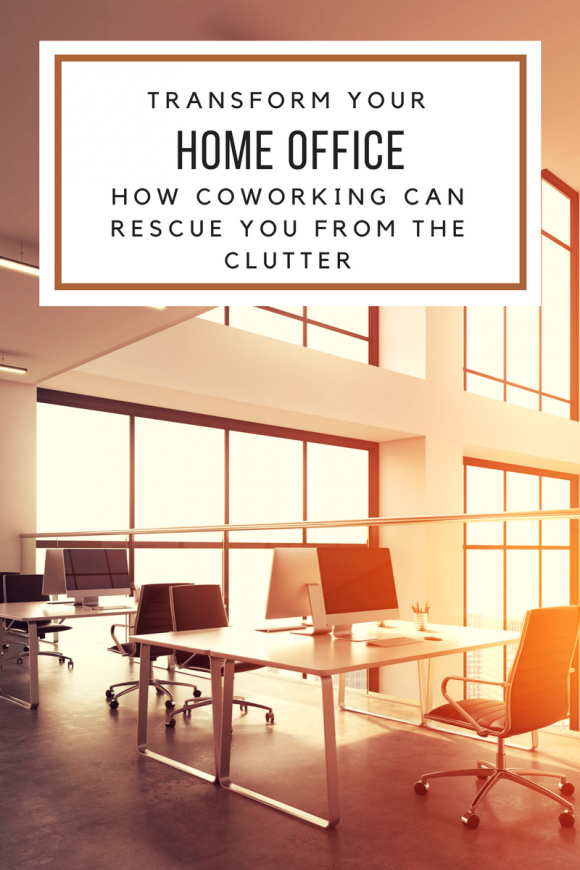 transform your home office coworking office