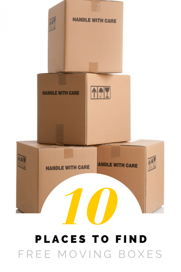 10 places to find free moving boxes the sparefoot blog. Black Bedroom Furniture Sets. Home Design Ideas