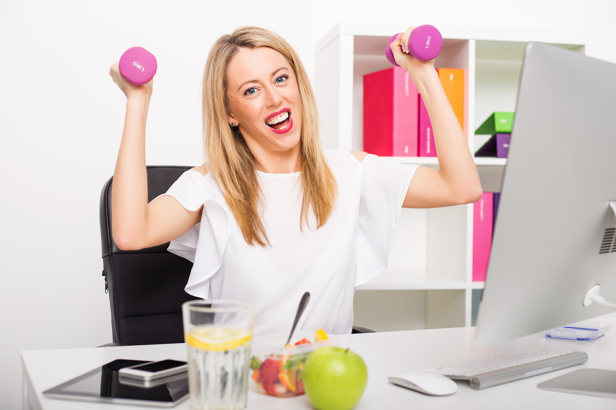 organizing your workspace to lose weight sparefoot blog