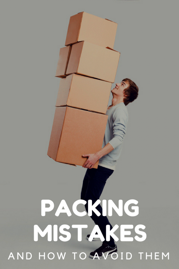 packing mistakes and how to avoid them