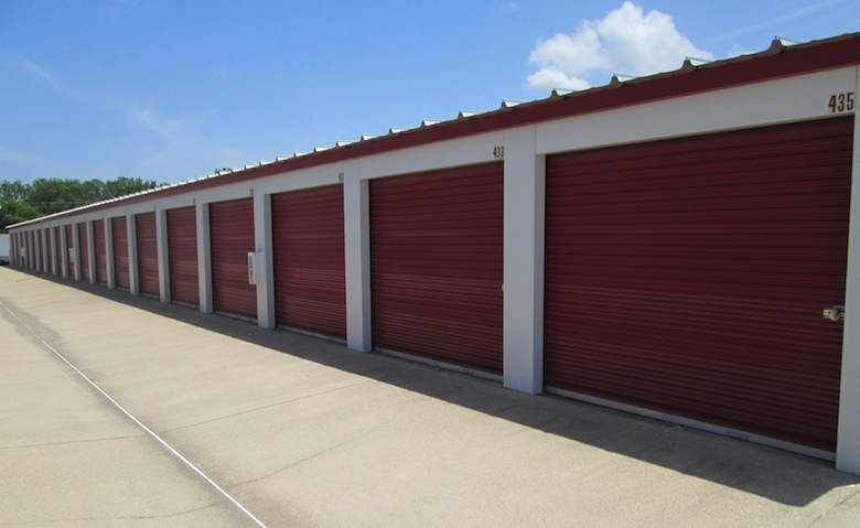 Mabank storage facility