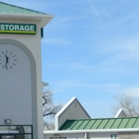 Clock Tower Storage Aurora