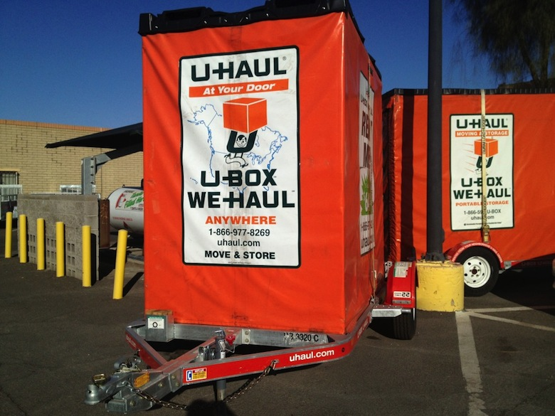 U-Haul sees 16 7% bump in self-storage revenue