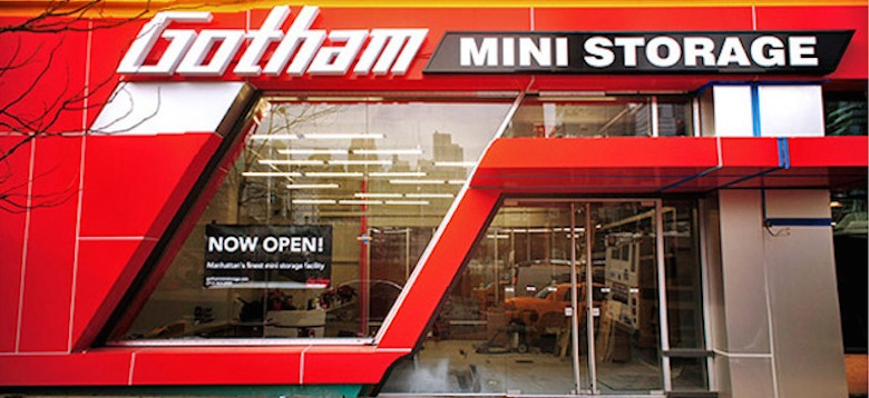 Manhattan Mini Storage is an established player in the New York City market.