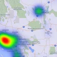 Illustorage heat map