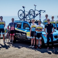 SmartStop cycling team