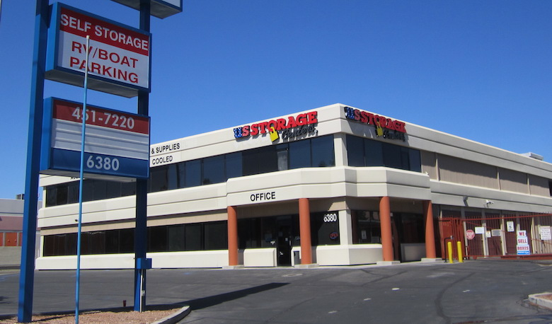 Westport Properties recently acquired this facility in Las Vegas.