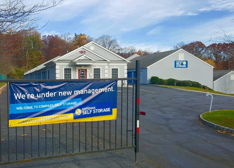 Compass Self Storage acquired this facility in Asbury, NJ-, becoming its 60th location overall.