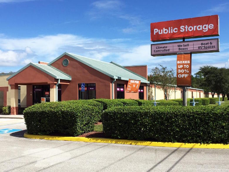 Public Storage Paid $8.5 Million For This Orlando, FL Facility