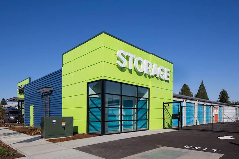 Extra Space Storage was selected to manage both of Get Space's first built facilities in Hillsboro.