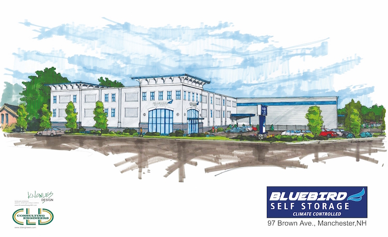 Bluebird Storage Hooksett Nh