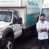 clutter storage startup funding