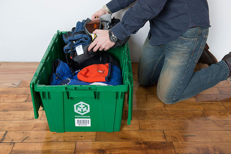 MakeSpace has emerged as one of the successful full-service storage companies to date.