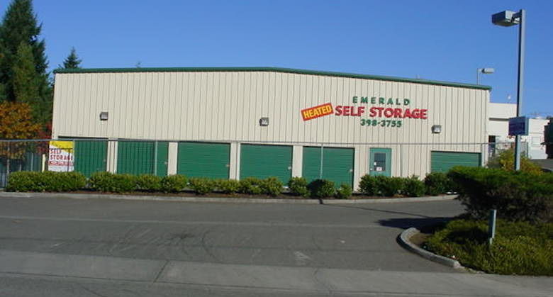 Emerald Self Storage was sold recently in Bothell, WA.