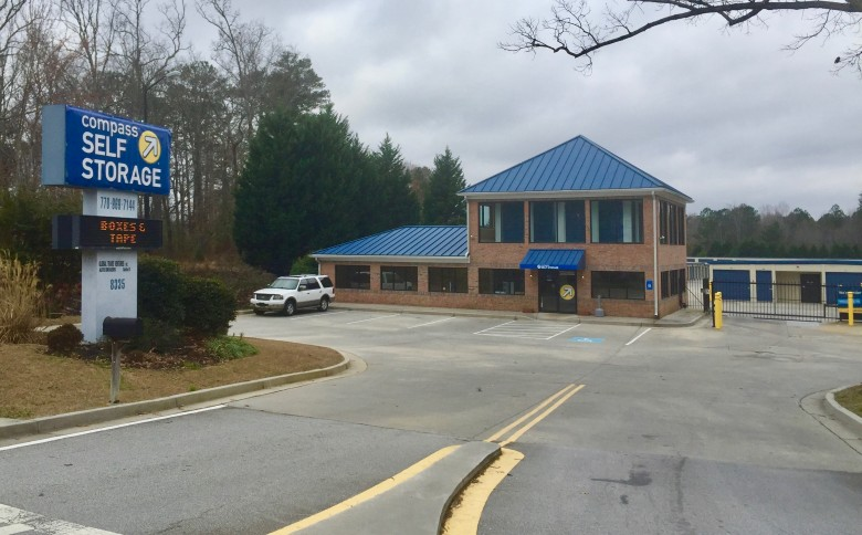 Compass Self Storage added its 10th Atlanta MSA location.