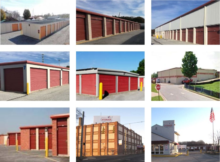 Storage Rentals of America recently refinanced