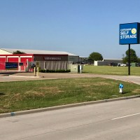 Compass Self Storage recently purchased this facility in McKinney, TX.