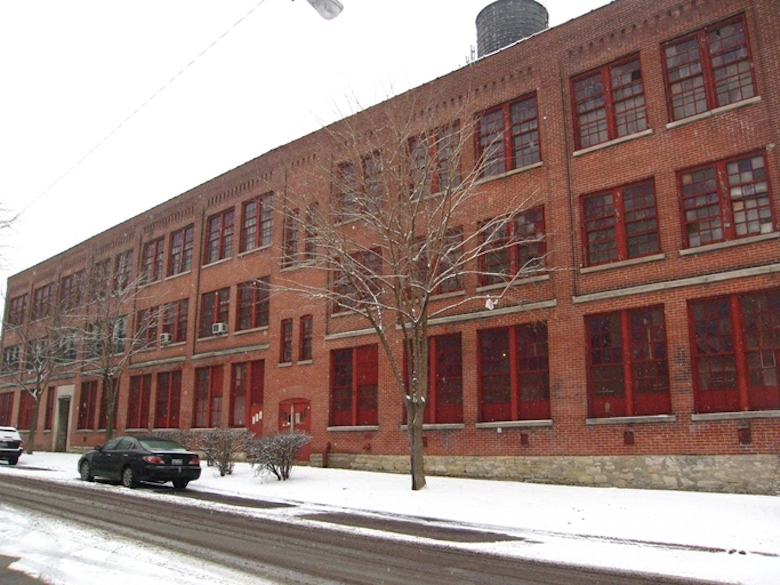 The factory at 1750 N. Lawndale Avenue in Chicago will soon be a CubeSmart facility.