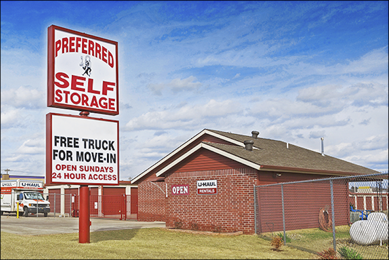 A private investor purchased Preferred Self Storage in Oklahoma City.
