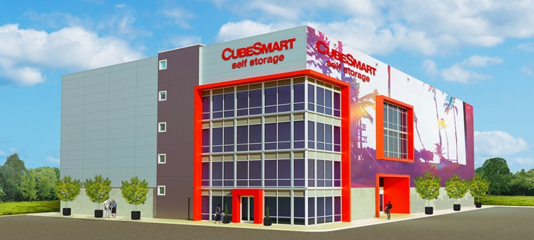 A Rendering Of One Of Phillips Development Self Storage Project Funded By  Jernigan Capital And