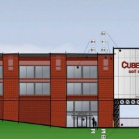 A new CubeSmart facility has been proposed in Dale City, VA