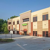 This facility in Marietta, GA is one of three recently purchased by Life Storage.