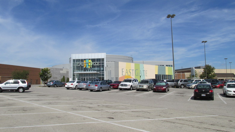 EastGate Mall In Cincinnati Will Soon Have A Storage Facility On Site As  Part Of A New Initiative By Owned CBL Properties.